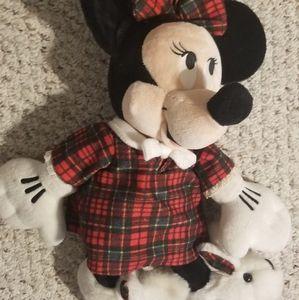 Disney Plush- Minnie in Pjs